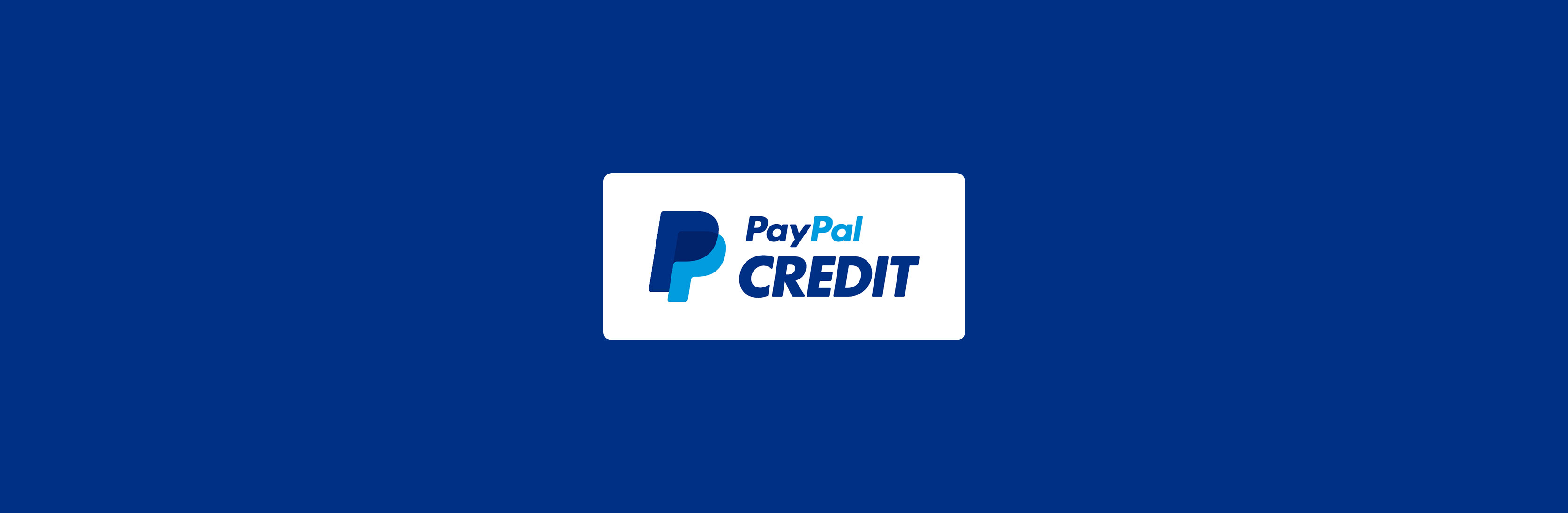 Introducing PayPal Credit to Braintree Merchants