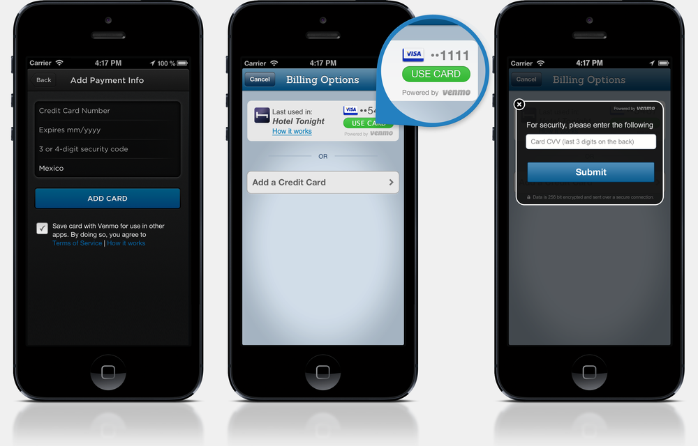 Introducing Venmo Touch: One Touch Payment Across Apps