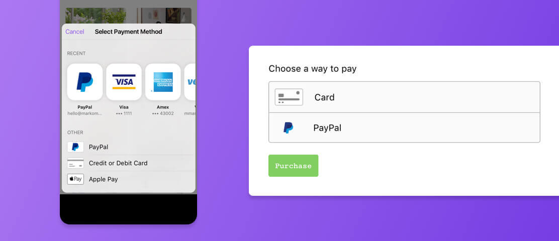 Seamless Checkout | Braintree Payments