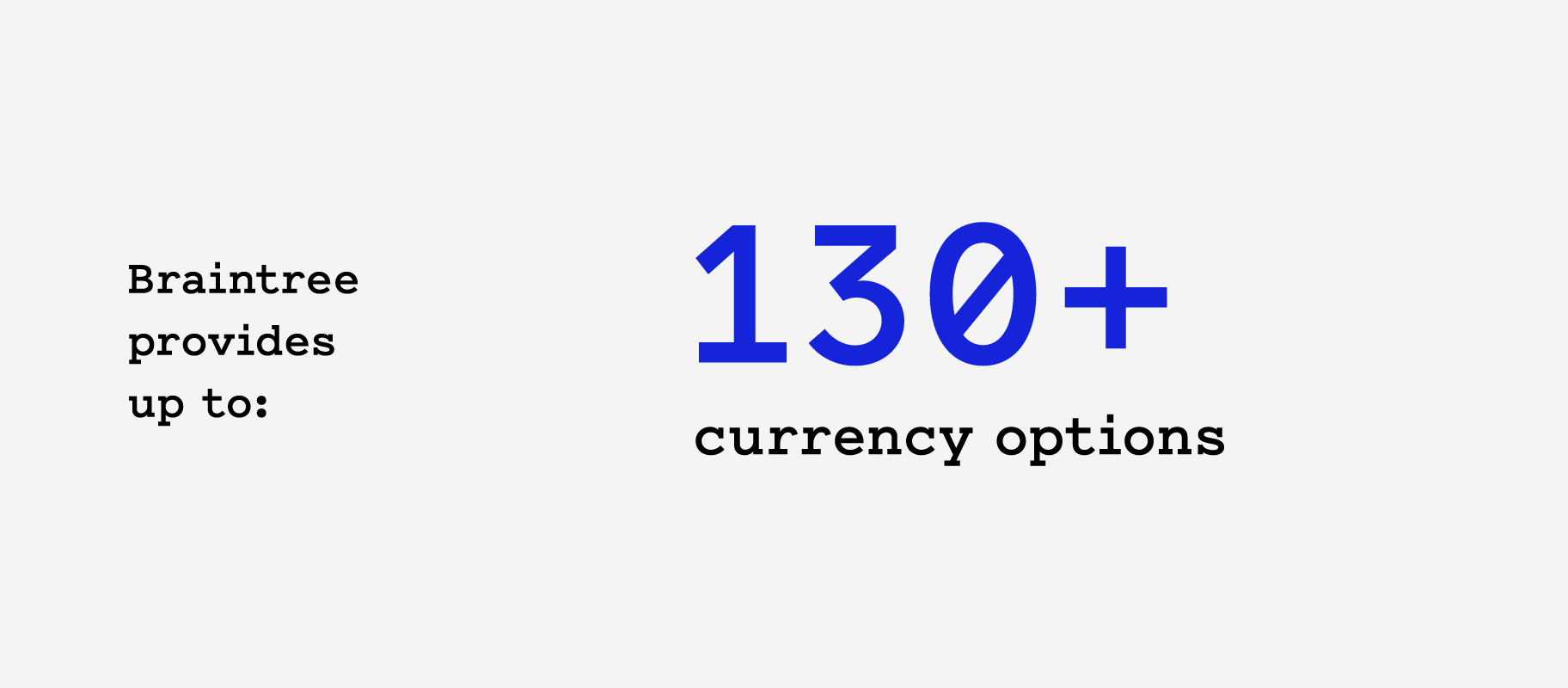 Ecommerce trust currency